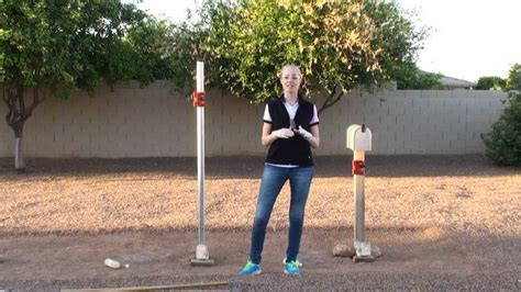 How To Put Up Metal Fence Posts