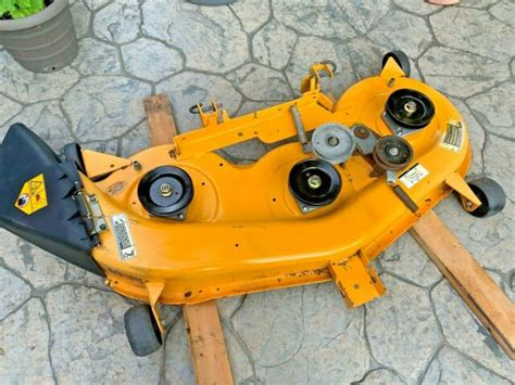 How To Raise Deck Cub Cadet