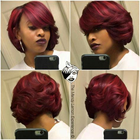 How To Razor Cut Weave Bob