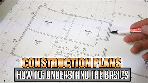 How To Read Construction Blueprints Free