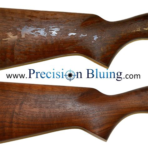 How To Refinish A Old Remington 760 Wood Stock