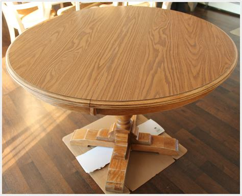 How To Refinish A Table With Laminate Top End Tables