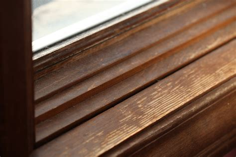 How To Refinish Old Wood Window Frames