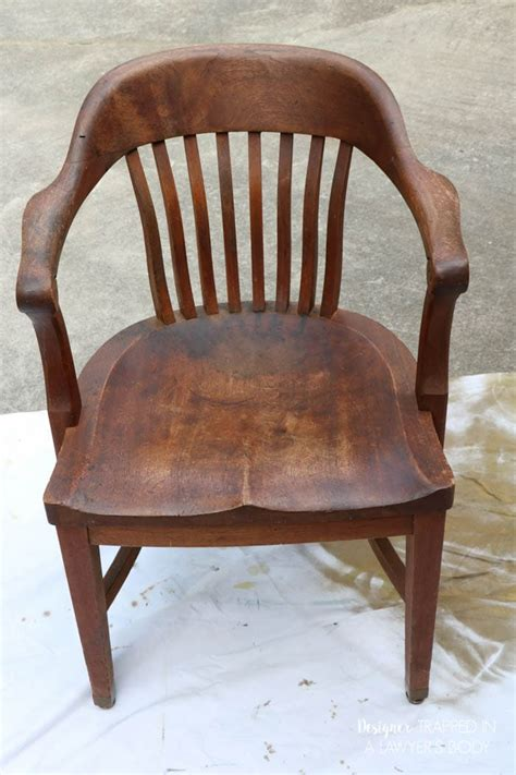 How To Refinish Old Wooden Chairs