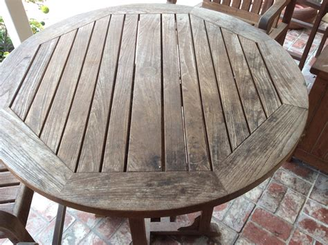 How To Refinish Outdoor Teak Bench