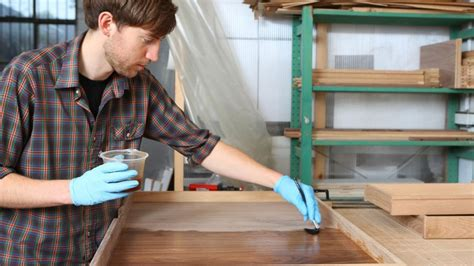 How To Refinish Pressed Wood Furniture