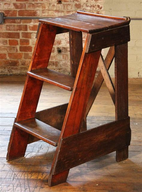 How To Reinforce Wooden Step Ladder