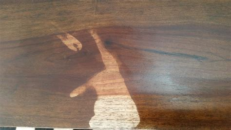 How To Remove Acetone From Wooden Table