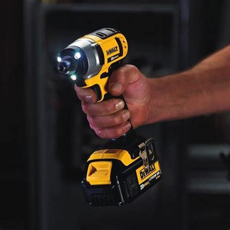 How To Remove Bit From Dewalt Impact Drill