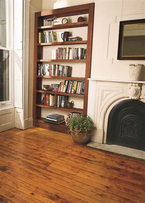 How To Remove Built In Bookcases