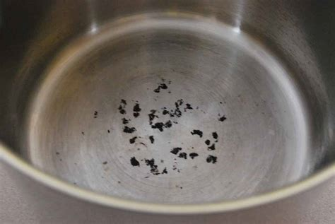 How To Remove Burn Stains From Stainless Steel