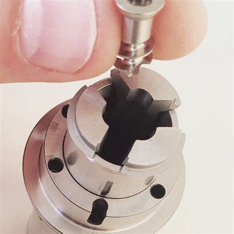 How To Remove Collet From Collet Nut Thread