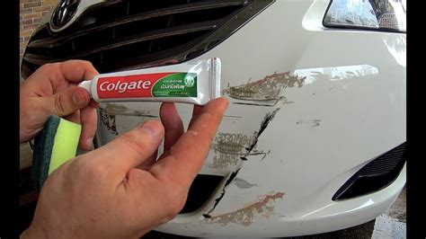 How To Remove Deep Scratches From Car Paint