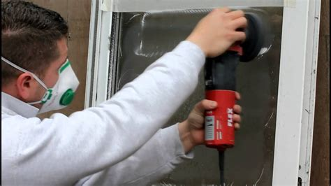 How To Remove Deep Scratches On Glass
