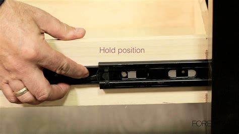 How To Remove Drawer Slides Videos