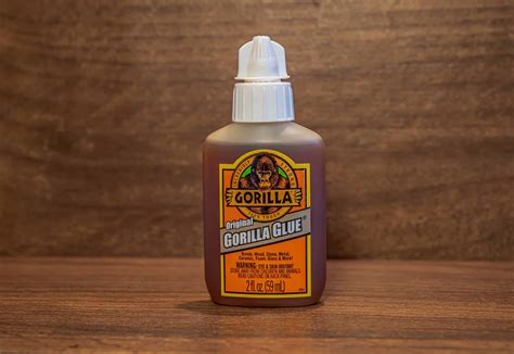 How To Remove Dried Gorilla Glue From Wood