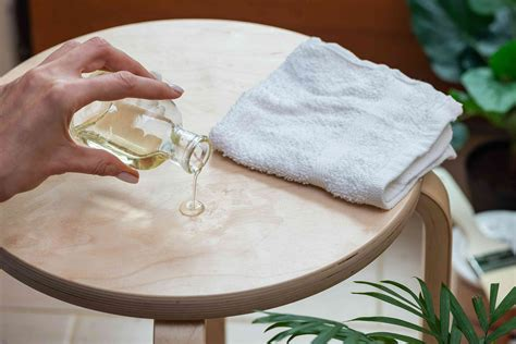 How To Remove Glue From Wood Before Staining
