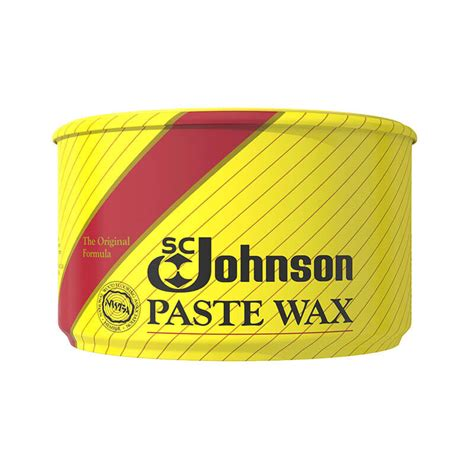 How To Remove Johnson Paste Wax Smell