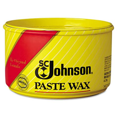 How To Remove Johnsons Paste Wax