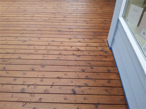 How To Remove Oil Based Stain From Wood Decks