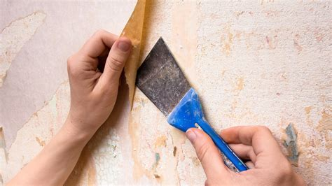 How To Remove Old Adhesive From Wall