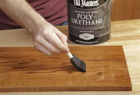 How To Remove Polyurethane Finish From A Table