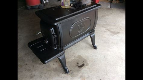 How To Remove Rust From Cast Iron Wood Stove