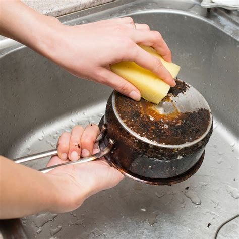 How To Remove Scorch Marks From A Stainless Steel Pot