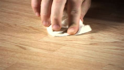 How To Remove Scratches From Wood Laminate Floors