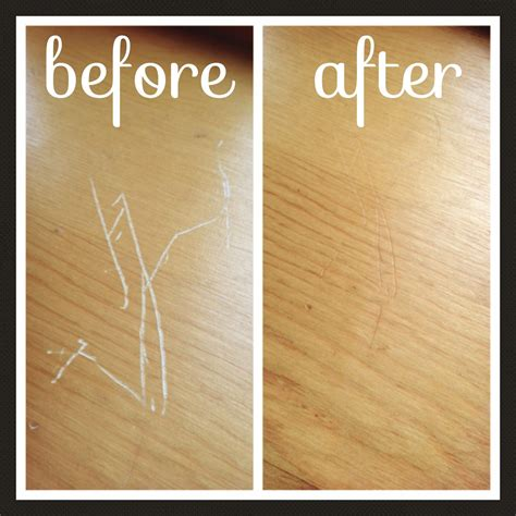 How To Remove Scratches On Hardwood Floor
