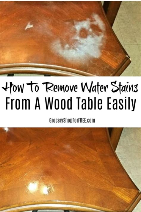 How To Remove Straightner Burns From Wood