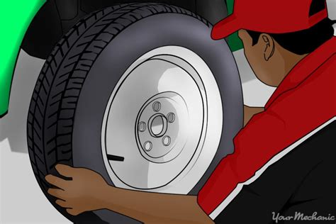 How To Remove Tire From Wheel