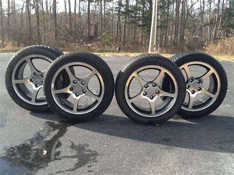 How To Remove Tires From Wheel On C5 Corvette