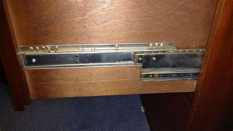 How To Remove Undermount Drawer Slides