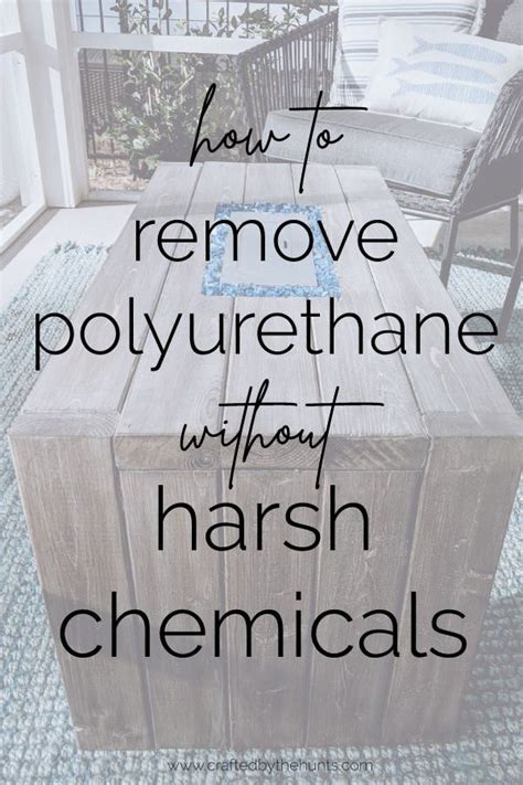 How To Remove Urethane From Glass
