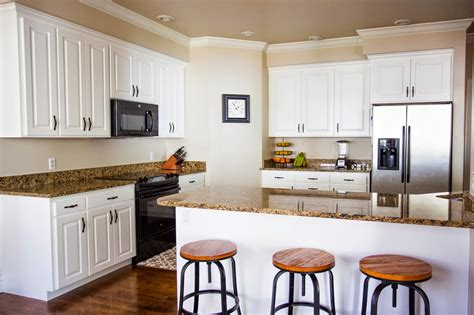 How To Repaint Kitchen Cabinets DIY