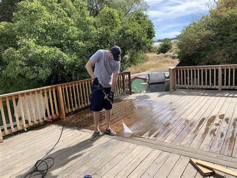 How To Repair Chipped Wood On Decking