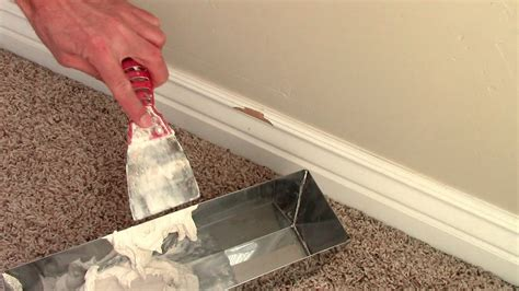 How To Repair Chipped Wood Trim