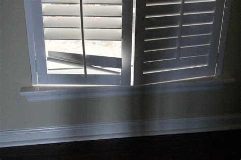 How To Repair Cracked Wood Shutters