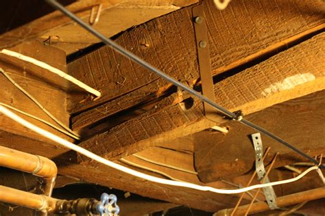 How To Repair Cracked Wooden Beam