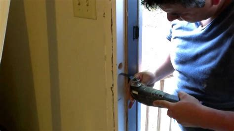 How To Repair Damaged Wood Door Frame