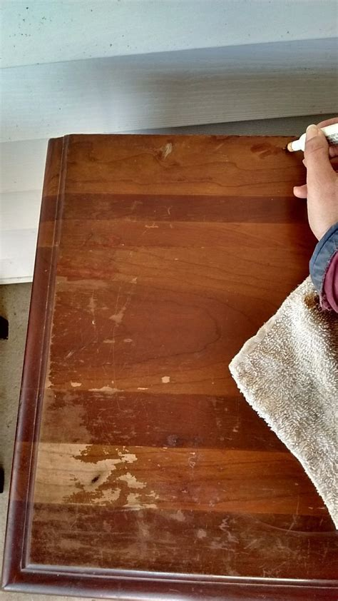 How To Repair Damaged Wood On Furniture