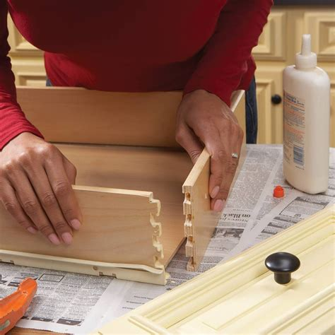 How To Repair Plywood Cabinets