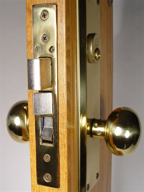 How To Replace Mortise Lockset