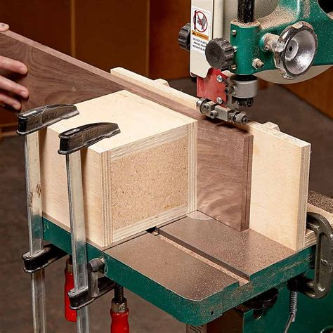 How To Resaw On A Bandsaw