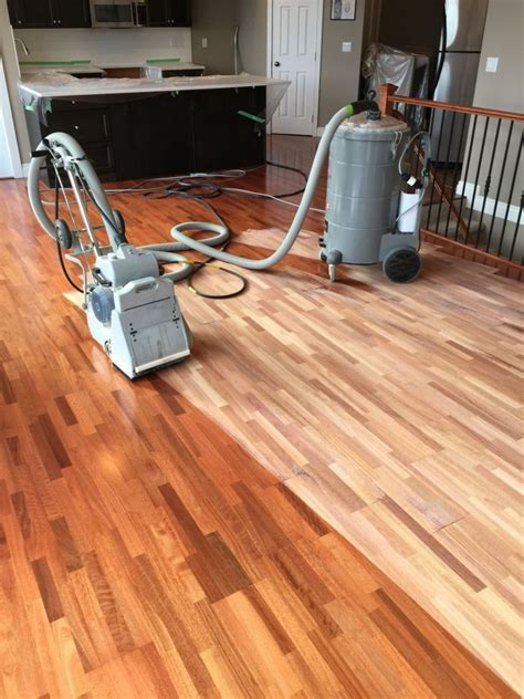 How To Restain Hardwood Floors Darker Without Sanding