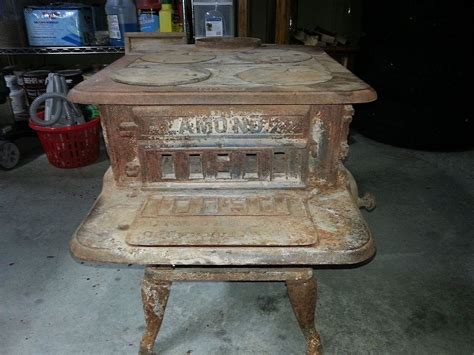 How To Restore Antique Wood Stove