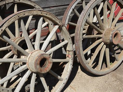 How To Restore Antique Wooden Wagon Wheel