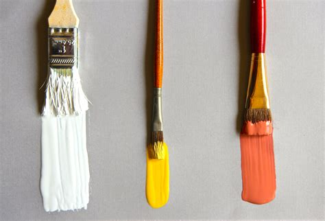 How To Restore Artist Paint Brushes