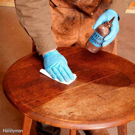 How To Restore Old Furniture Without Stripping